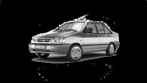 برچسب دودی شیشه خودرو پراید صبا ضدخش