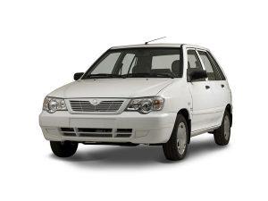 برچسب دودی شیشه خودرو  پراید 111 ضدخش